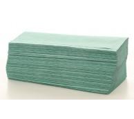 Green Interfold Hand Towels (i-fold)