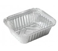 No.2 Foil Take-Away Container