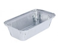 No.6a Foil Take-Away Container (Case of 500)