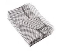 Black Tea Towels - Pack of 10