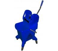 25 Ltr Kentucky Mop Bucket & Wringer - Various Colours