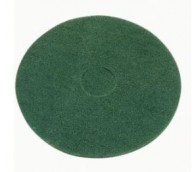 "15"" Green Thickline Floor Pad"