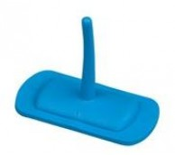 Single Plastic Hook to fit RAIL500 or RAIL900 - Various Colours