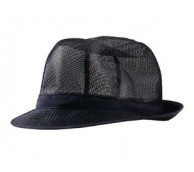 Blue Trilby Hat - Various Sizes