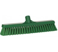 410mm Soft Floor Broom - Various Colours