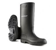 Black Dunlop Non-Safety Wellingtons - Various Sizes