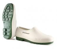 Dunlop Wellie Shoe White