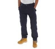 Navy Combat Trousers Regular Length - Various Sizes