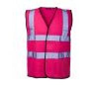 Pink High Vis Vest - Various Sizes
